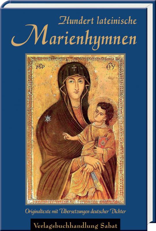 Cover-Bild Hundert lateinische Marienhymnen