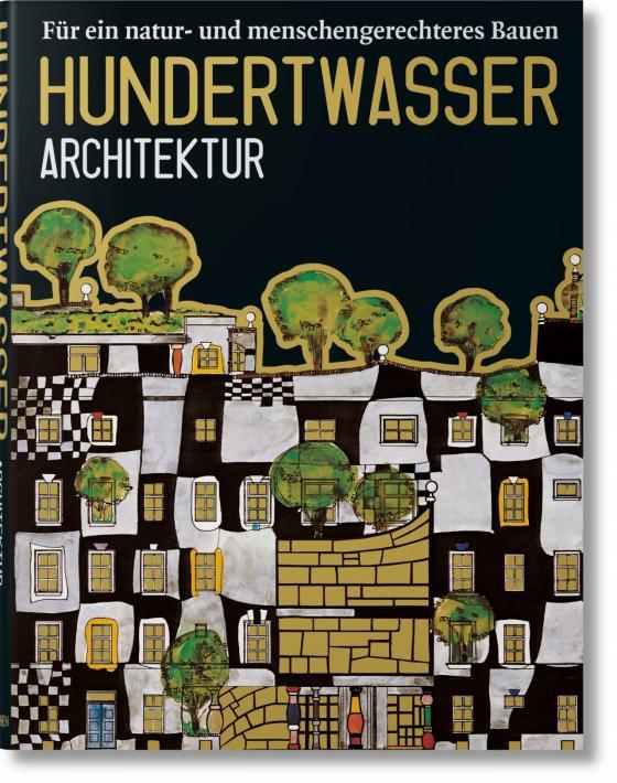 Cover-Bild Hundertwasser. Architektur