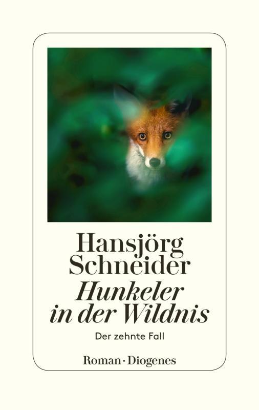 Cover-Bild Hunkeler in der Wildnis