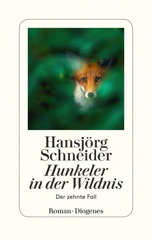Cover-Bild Hunkeler in der Wildnis
