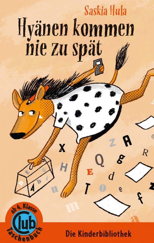 Cover-Bild Hyänen kommen nie zu spät