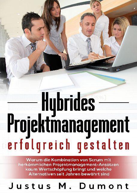 Cover-Bild Hybrides Projektmanagement erfolgreich gestalten
