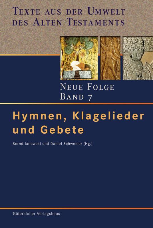 Cover-Bild Hymnen, Klagelieder und Gebete