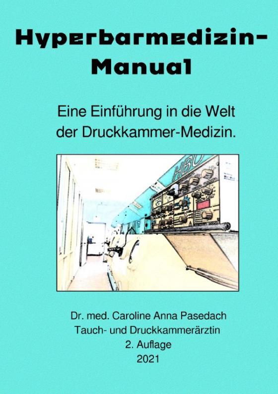 Cover-Bild Hyperbarmedizin-Manual
