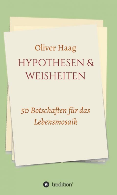 Cover-Bild Hypothesen & Weisheiten