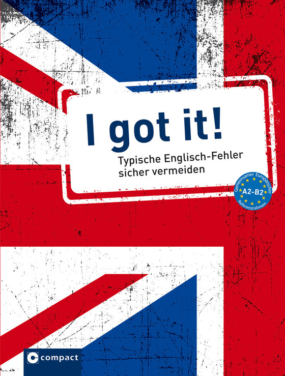 Cover-Bild I got it! - Typische in Englisch A2/B2