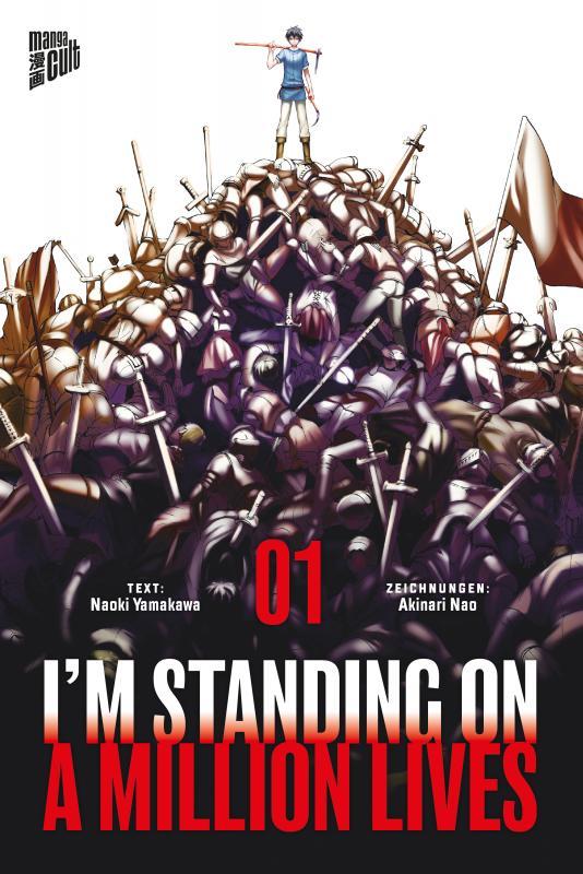 Cover-Bild I'm Standing on a Million Lives 1
