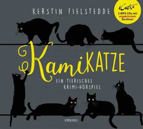 Cover-Bild iCats Kamikatze