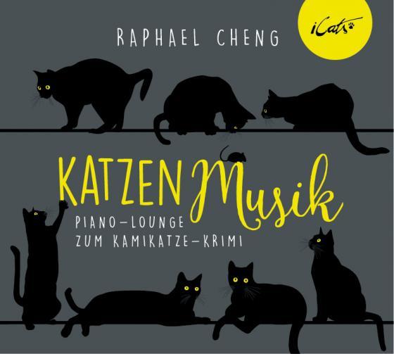 Cover-Bild iCats Katzenmusik