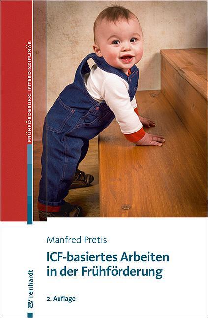 Cover-Bild ICF-basiertes Arbeiten in der Frühförderung