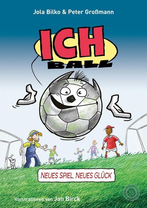 Cover-Bild Ich. Ball!
