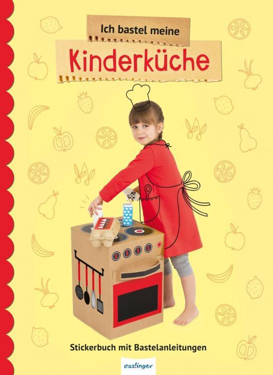 Cover-Bild Ich bastel meine Kinderküche
