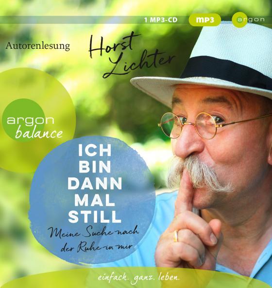 Cover-Bild Ich bin dann mal still