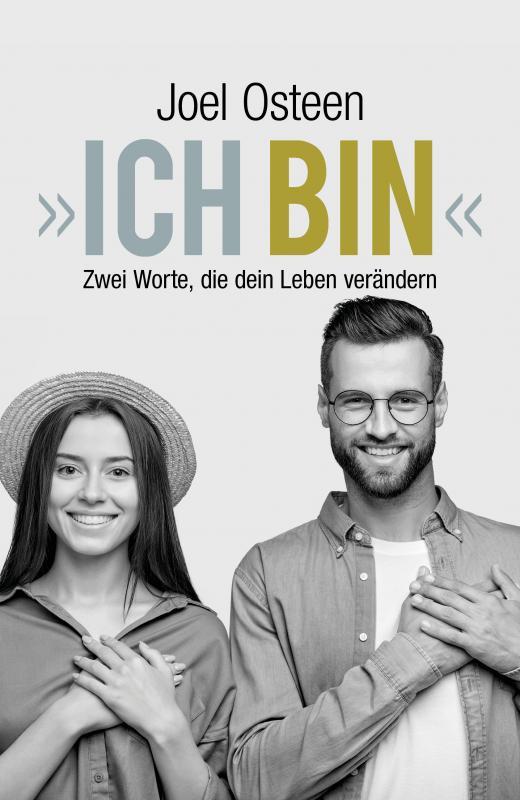 Cover-Bild »Ich bin«