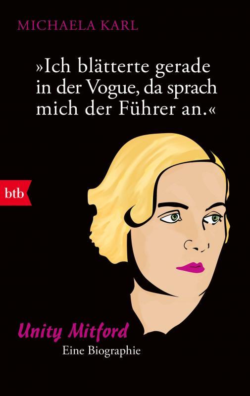 Cover-Bild Ich blätterte gerade in der Vogue, da sprach mich der Führer an