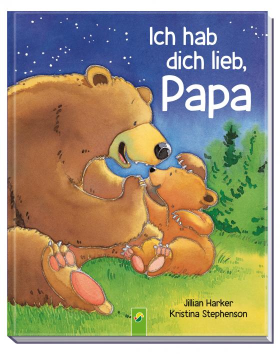 Cover-Bild Ich hab dich lieb, Papa