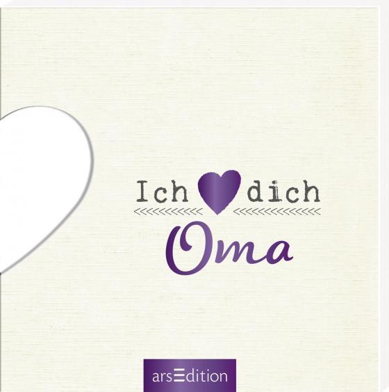 Cover-Bild Ich liebe dich, Oma