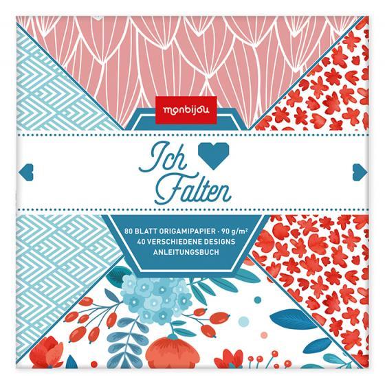 Cover-Bild Ich liebe Falten – Pastellträumchen