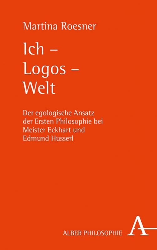 Cover-Bild Ich – Logos – Welt