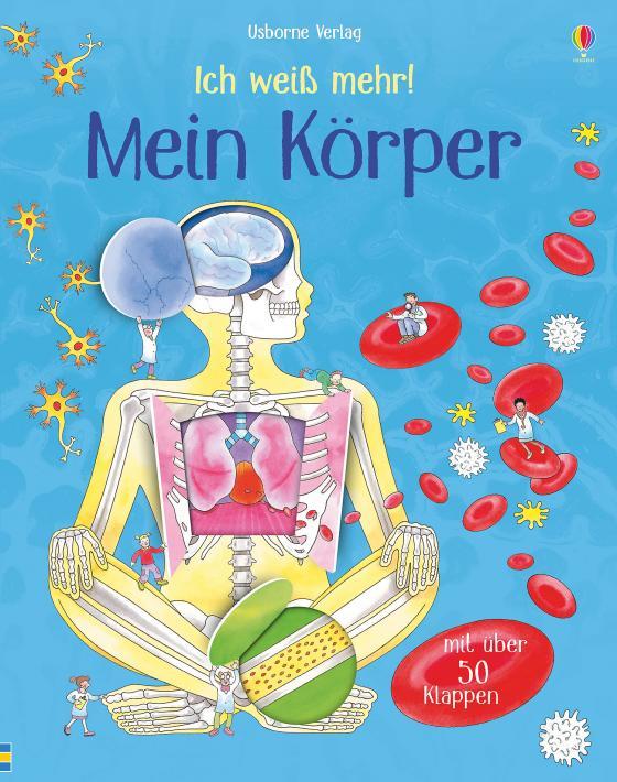 Cover-Bild Ich weiß mehr! Mein Körper