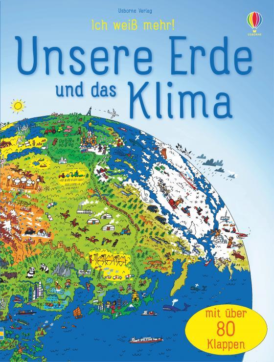 Cover-Bild Ich weiß mehr! Unsere Erde und das Klima