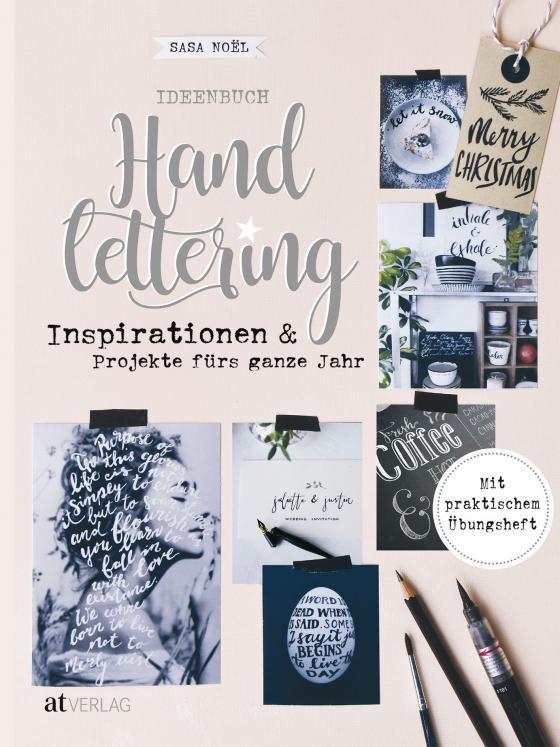 Cover-Bild Ideenbuch Handlettering