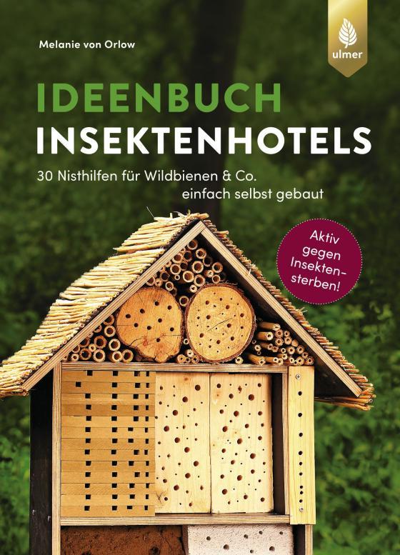 Cover-Bild Ideenbuch Insektenhotels