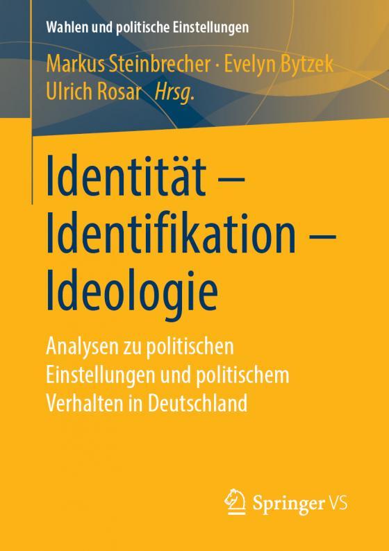 Cover-Bild Identität - Identifikation - Ideologie