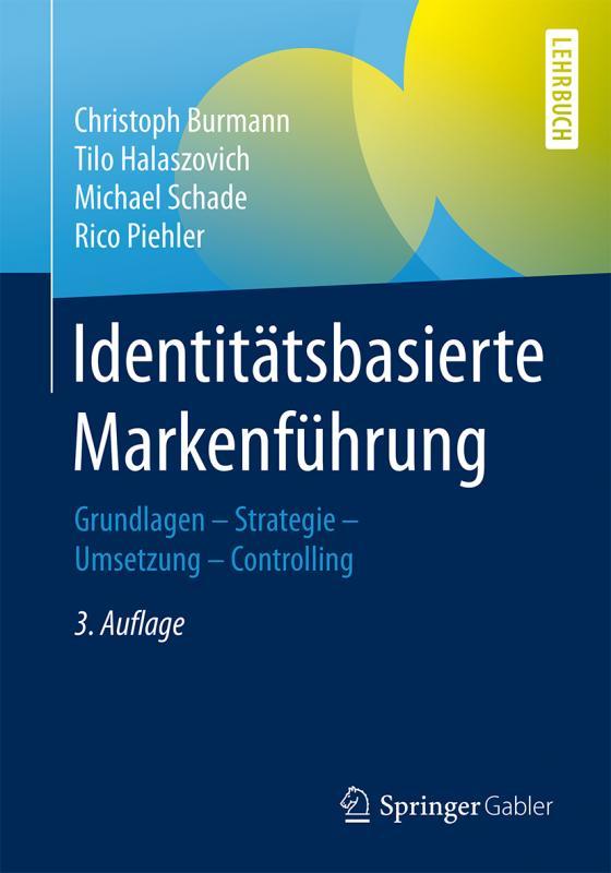 Cover-Bild Identitätsbasierte Markenführung
