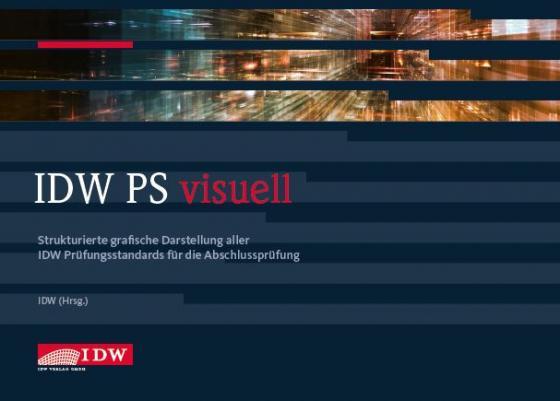 Cover-Bild IDW PS visuell - PDF-Ausgabe