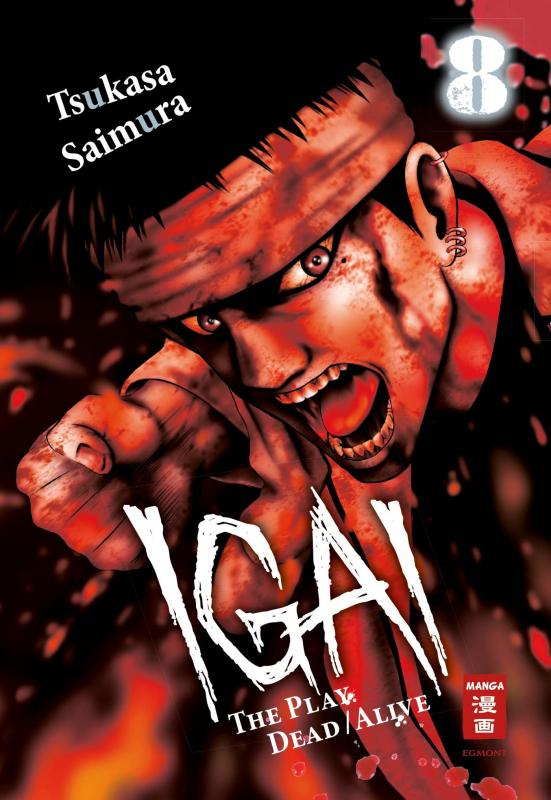 Cover-Bild Igai - The Play Dead/Alive 08
