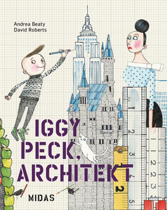 Cover-Bild Iggy Peck, Architekt