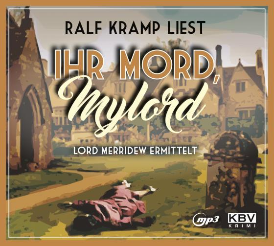 Cover-Bild Ihr Mord, Mylord
