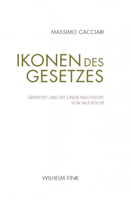 Cover-Bild Ikonen des Gesetzes