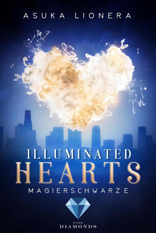 Cover-Bild Illuminated Hearts 1: Magierschwärze
