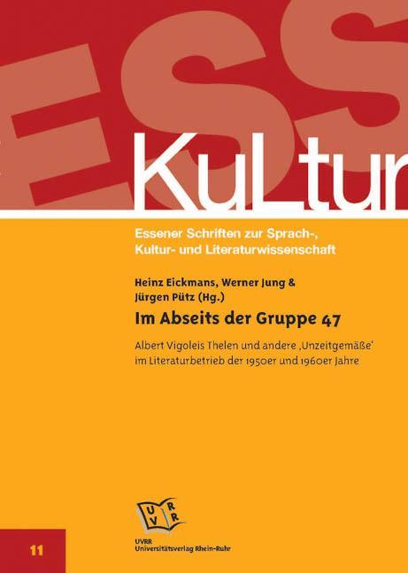 Cover-Bild Im Abseits der Gruppe 47