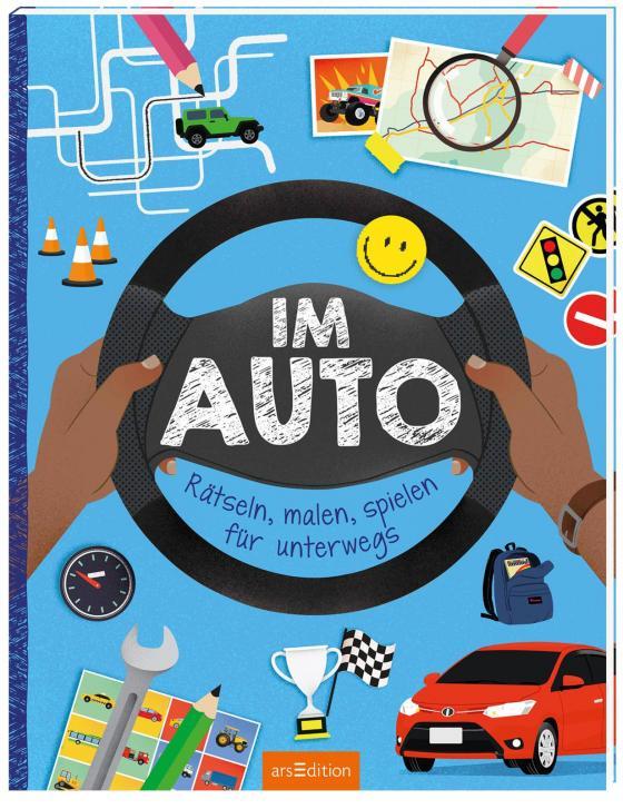 Cover-Bild Im Auto