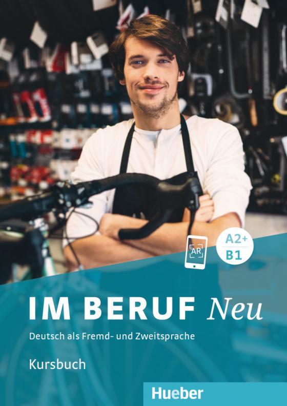 Cover-Bild Im Beruf NEU A2+/B1