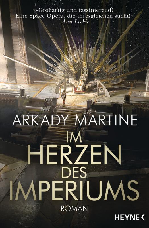Cover-Bild Im Herzen des Imperiums
