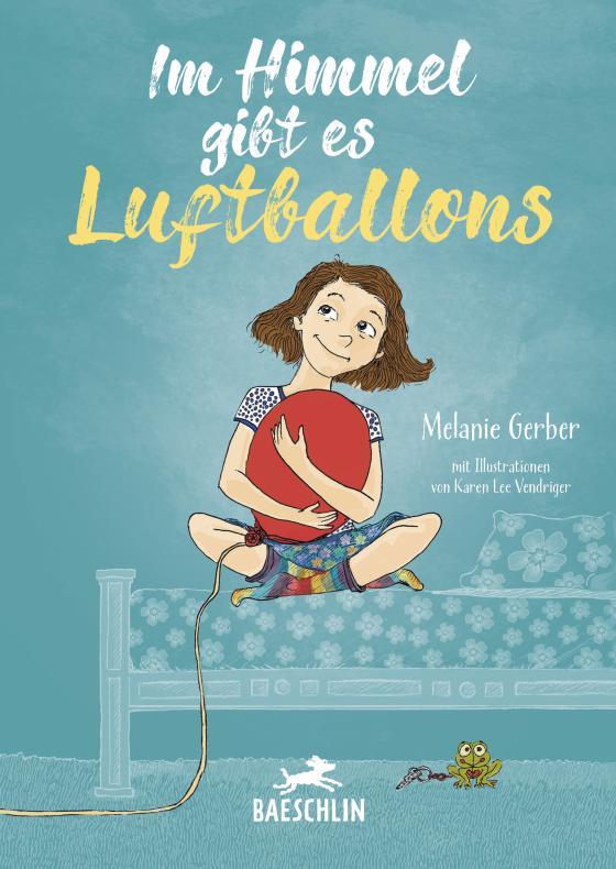 Cover-Bild Im Himmel gibt es Luftballons
