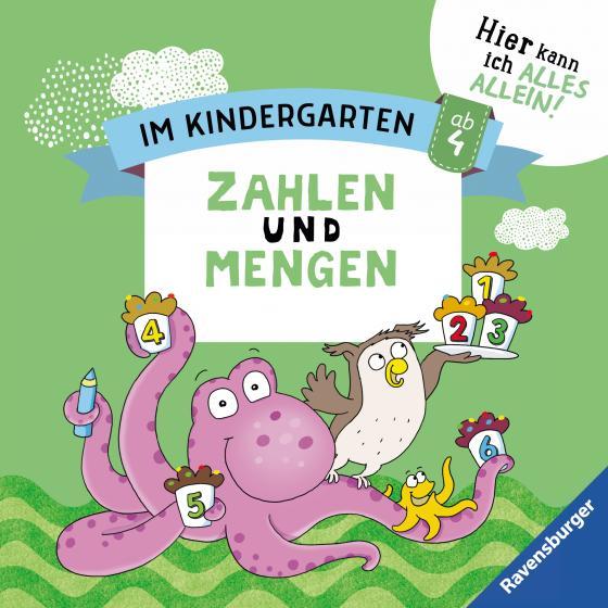 Cover-Bild Im Kindergarten: Zahlen und Mengen