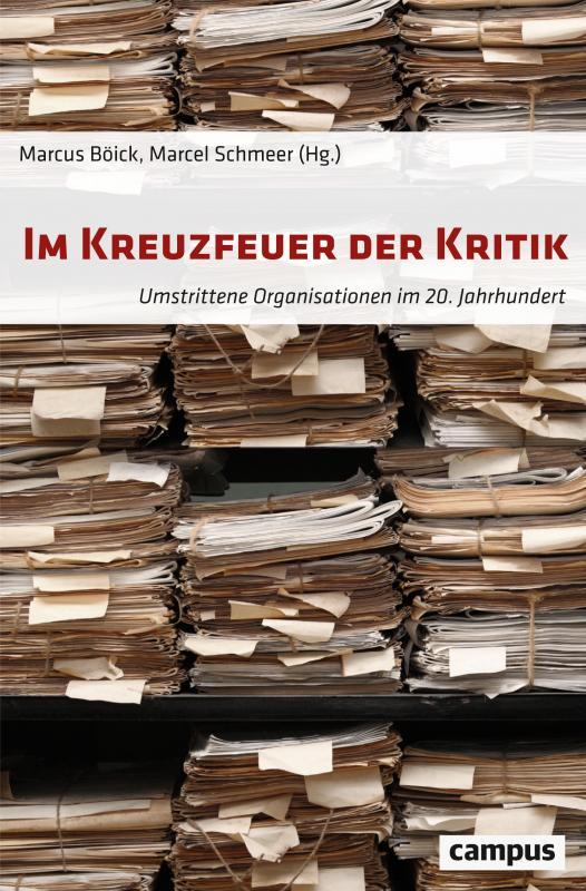 Cover-Bild Im Kreuzfeuer der Kritik
