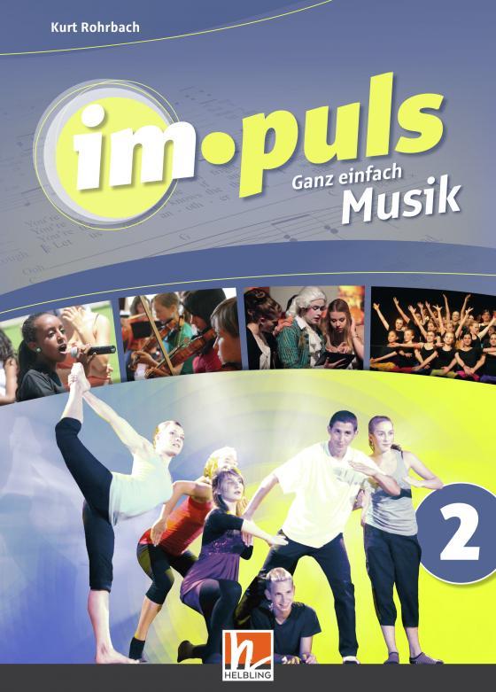 Cover-Bild im.puls 2 - Der Schülerband. Ausgabe Deutschland