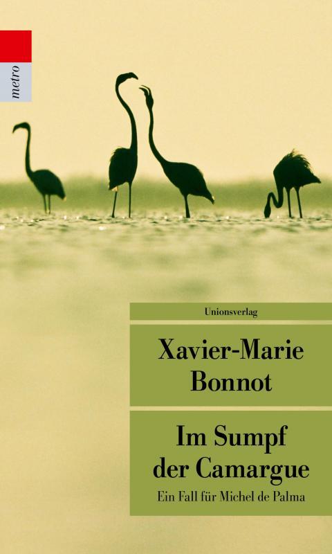 Cover-Bild Im Sumpf der Camargue