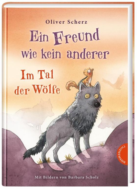 Cover-Bild Im Tal der Wölfe (Ein Freund wie kein anderer 2)