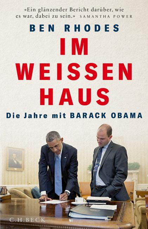 Cover-Bild Im Weißen Haus