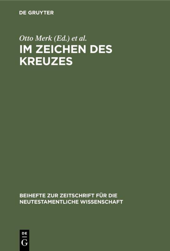 Cover-Bild Im Zeichen des Kreuzes