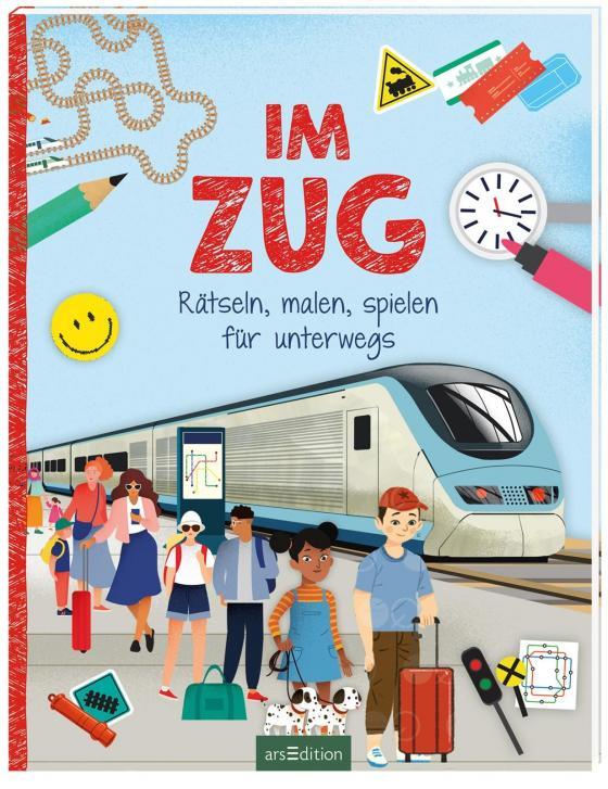 Cover-Bild Im Zug