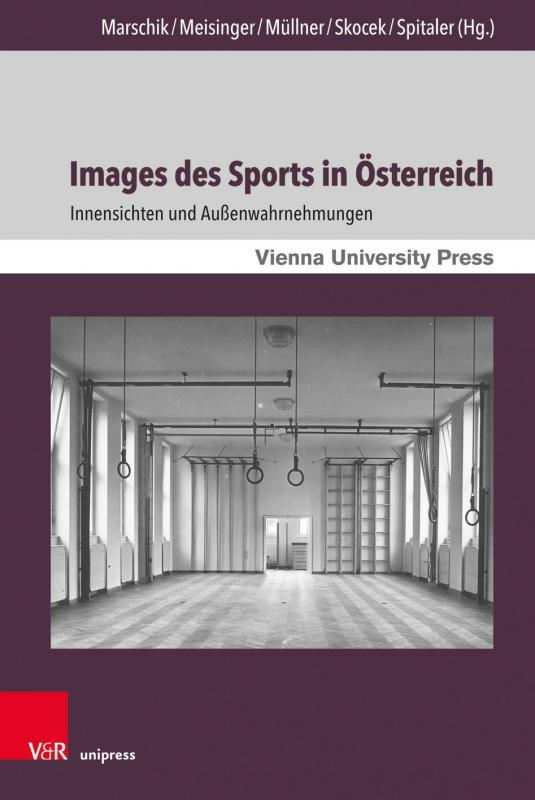 Cover-Bild Images des Sports in Österreich