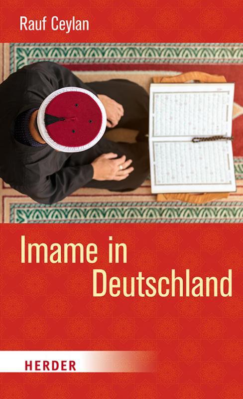 Cover-Bild Imame in Deutschland